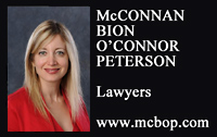 McConnan Bion O'Conner Peterson Law Firm  -  ICBC Personal Injury Lawyers in the Business District of  Downtown Victorria, photo is of lawyer Charlotte Salomon, parnter with the firm