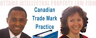 Canadian Trade Mark Practice Handbook coauthors, practice Intellectual Property Law in Ottawa